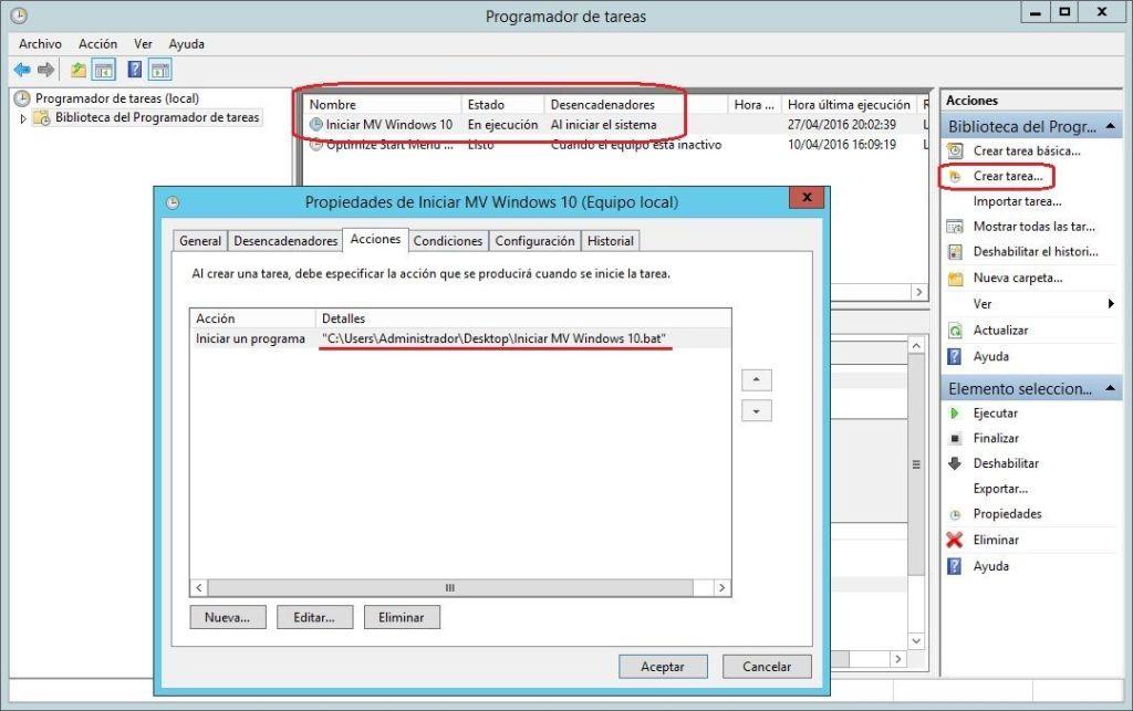 Iniciar MV VirtualBox al inicio de Windows 03