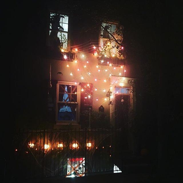 Halloween #jawnville #philly #QueenVillage
