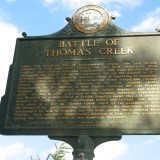 The Battle of Thomas Creek