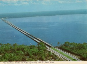 Buckman Bridge Postcard