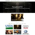 panopticonnyc.com - website designed by Jayel draco