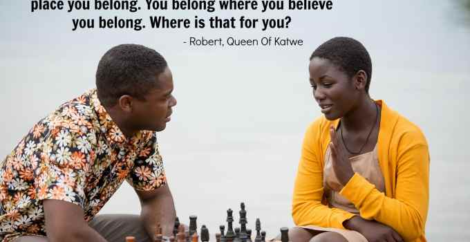 Queen Of Katwe Movie Review – Truly Inspiring