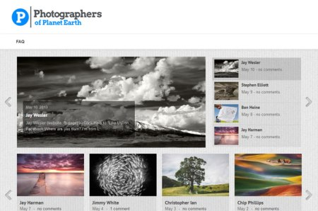 Photographers of Planet Earth