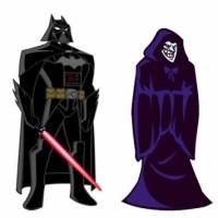 Empire of the Bat - Batman vs. Star Wars Mashup