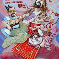 The Dude Abides in Wonderland