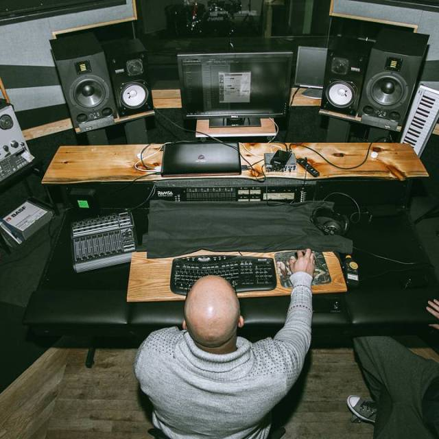 Final mixes