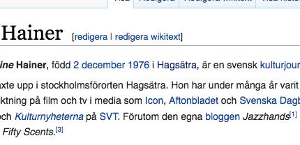 wikihainer