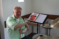 Bob van Eekhout Bandmanager JazzTrio JazzTraffic