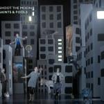 Von schrägen Heiligen und musikalischen Götterspeisen - Shoot The Moon mit Album Nr. 4