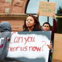 Colgate University Students Protest Racism on Campus