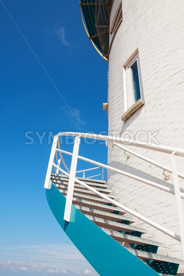 Stairway to heaven. - Jan Brons Stock Images