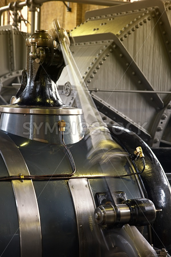 Woudagemaal steam engine.
