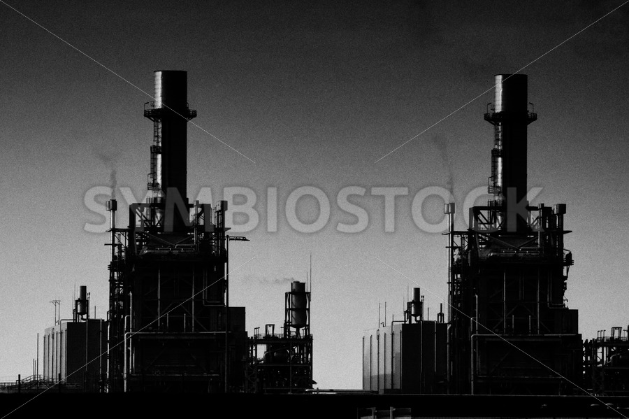 Energy Generation - Jan Brons Stock Images