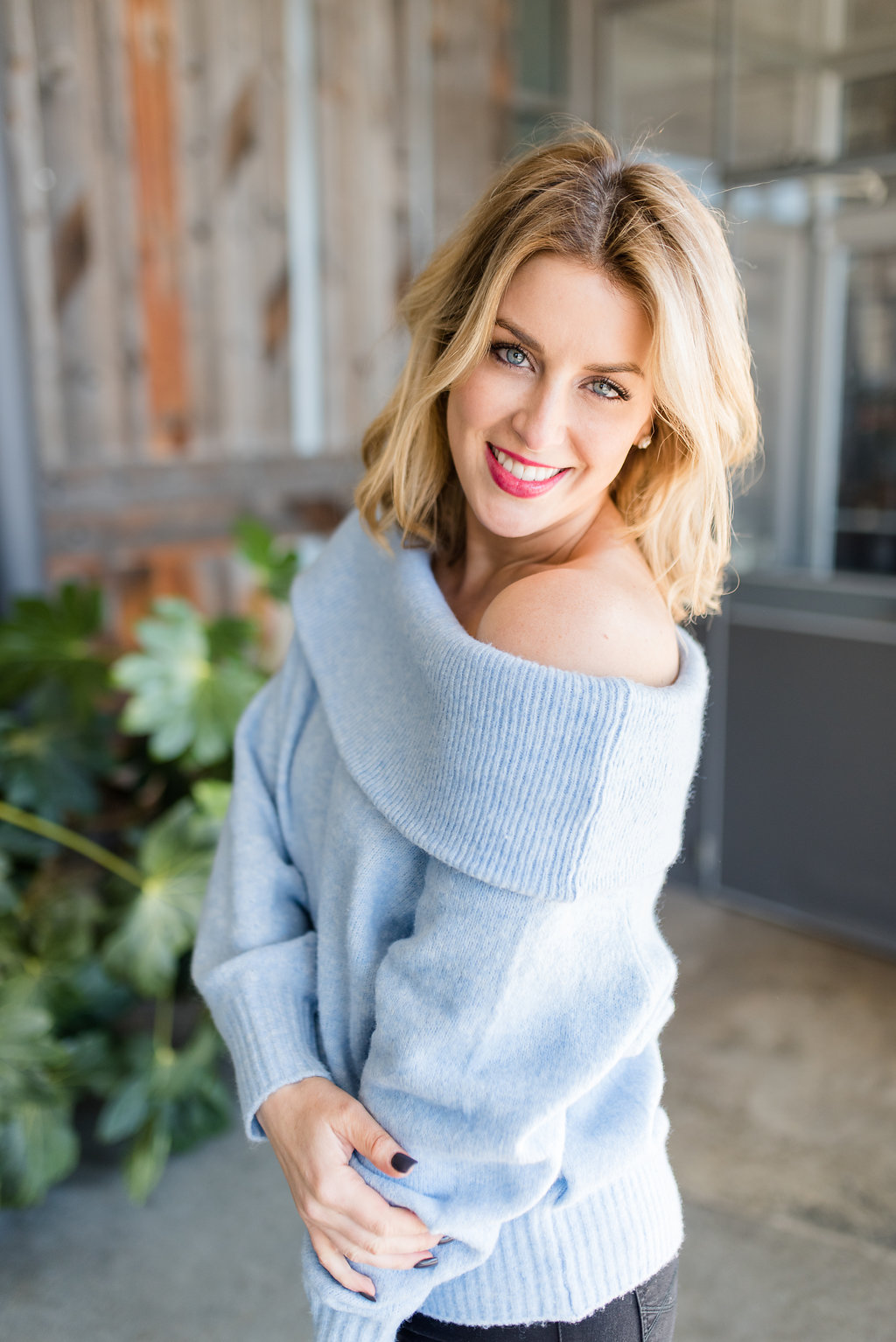 Chilly Spring Morning Brunch Sweater