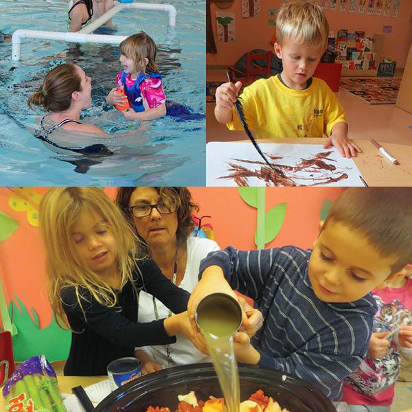 Enrichment Preschool Classes