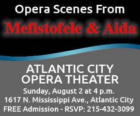 Atlantic City Opera new ad