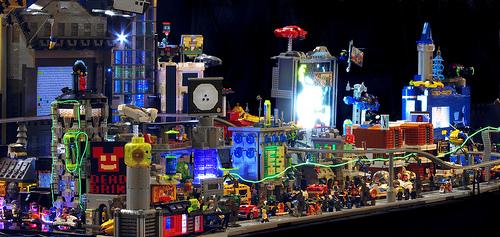 LEGO is definitely a 100-year trend.