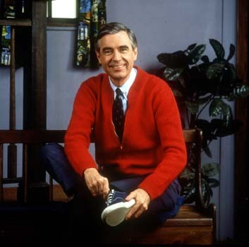 Values ... but which ones? What would Mr. Rogers do?