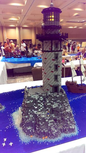 Lighthouse! (Anybody reading Jeff Vandermeer? Extra significance ...)
