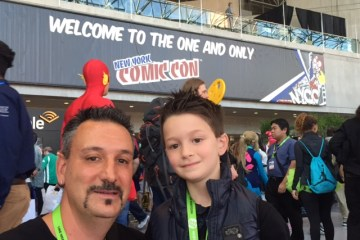 Comic Con JDP's World