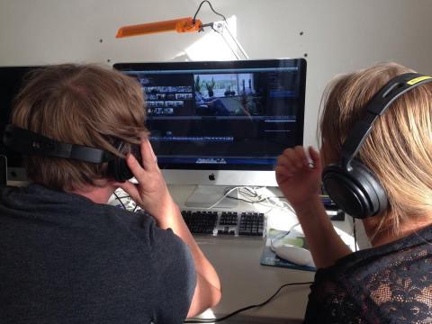 Studio Bromet montagebegeleiding