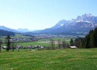 Tyrol : l'appel des cimes