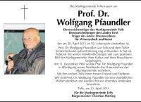 Pour saluer mon ami Wolfgang