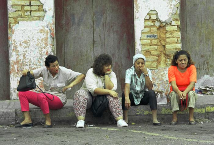 Sex Workers, Cuidad Bolivar, Venezuela