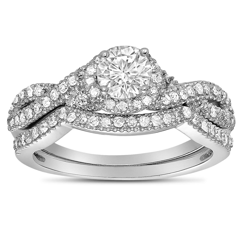 pave diamond band infinity diamond wedding band Ladies 18kt white gold diamond wedding band 0 20 ctw G VS2 diamonds