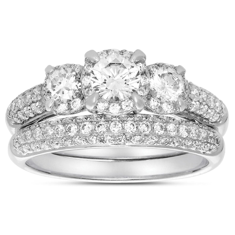 round diamond wedding rings 7 Stone Round Diamond Bands Platinum Diamond Wedding Ring for Men 1 5ct