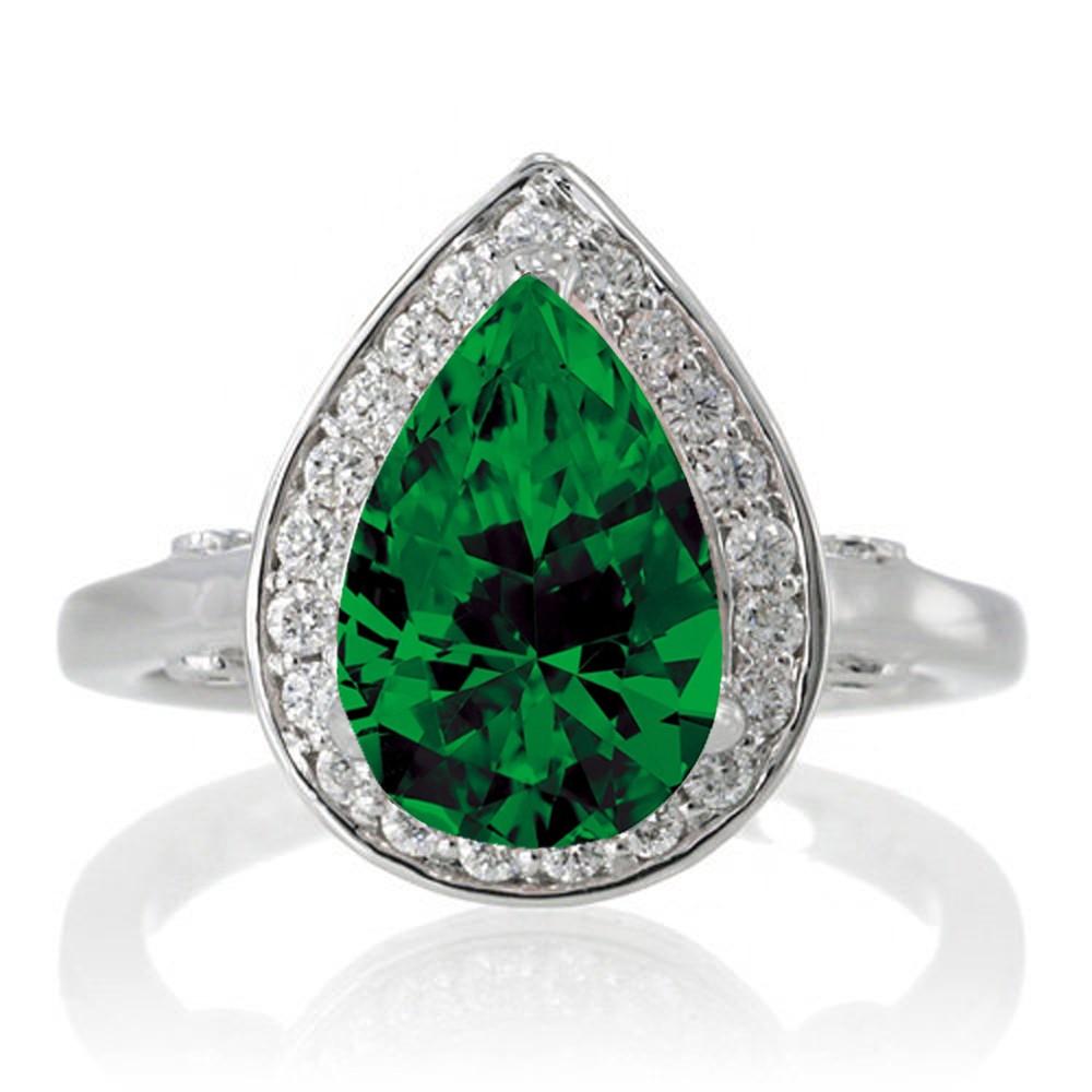 Emerald Engagement Ring P emerald wedding rings Boann Emerald Engagement Ring C