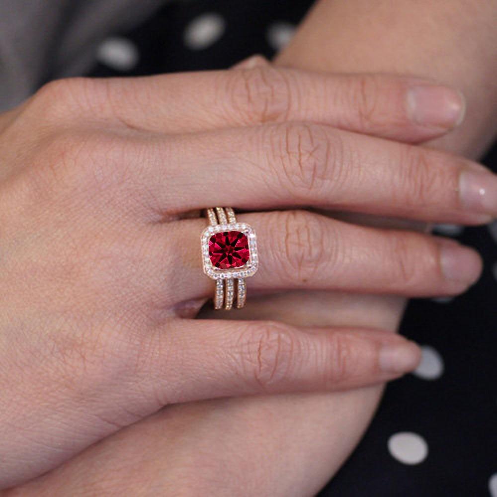 platinum and ruby wedding rings ruby wedding rings platinum and ruby wedding rings