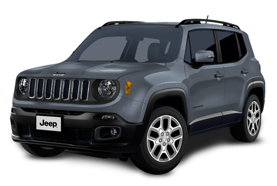 Test Drive Jeep Renegade – o vídeo