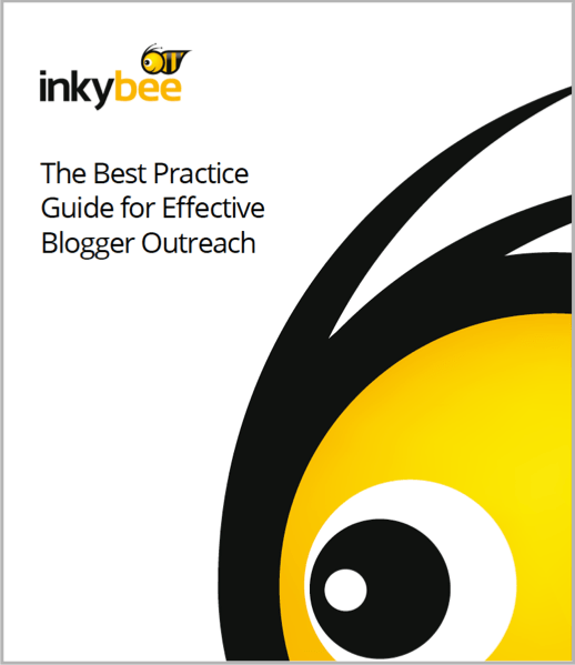 Inkybee ebook every content marketer should read