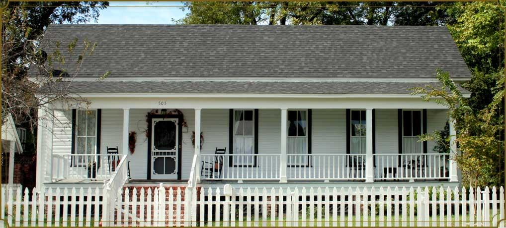 Miss Sadie's House (Faviell-McAdoo House)