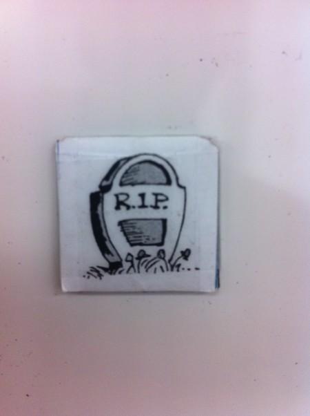 Agile card aging - tombstone avatar