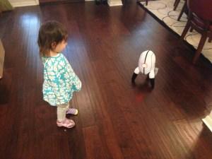 Kid + Robot