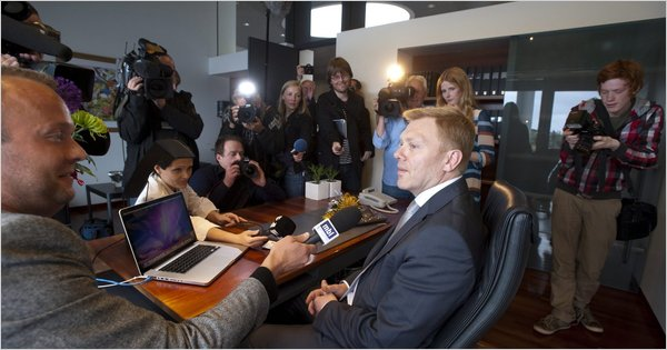 From New York Times - Jon Gnarr of the Best Party