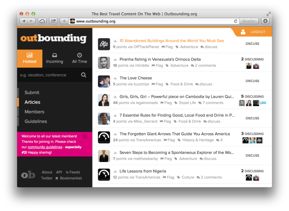 Outbounding.org