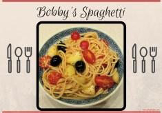 Bobby's Spaghetti