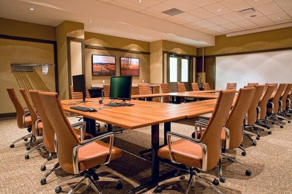 conference room booking system