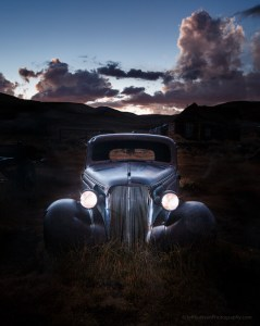 night access to Bodie