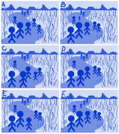 Blue Stickman 4