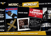 Music Monday August 25th Main Image