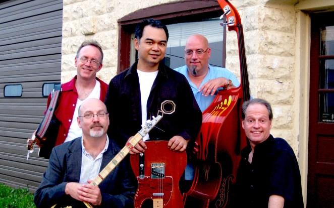 Bill, Scott, Arch, Jim, Steve