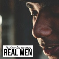 Stock Photography of Real Men
