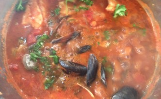 Cioppino: Magnificent Seafood Medley