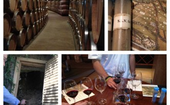 Stag's Leap Wine Cave Tour
