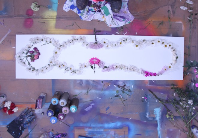 Jenna Citrus Art Rainbow Painting IMG_2315