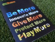 Act Global Corporate Brochure